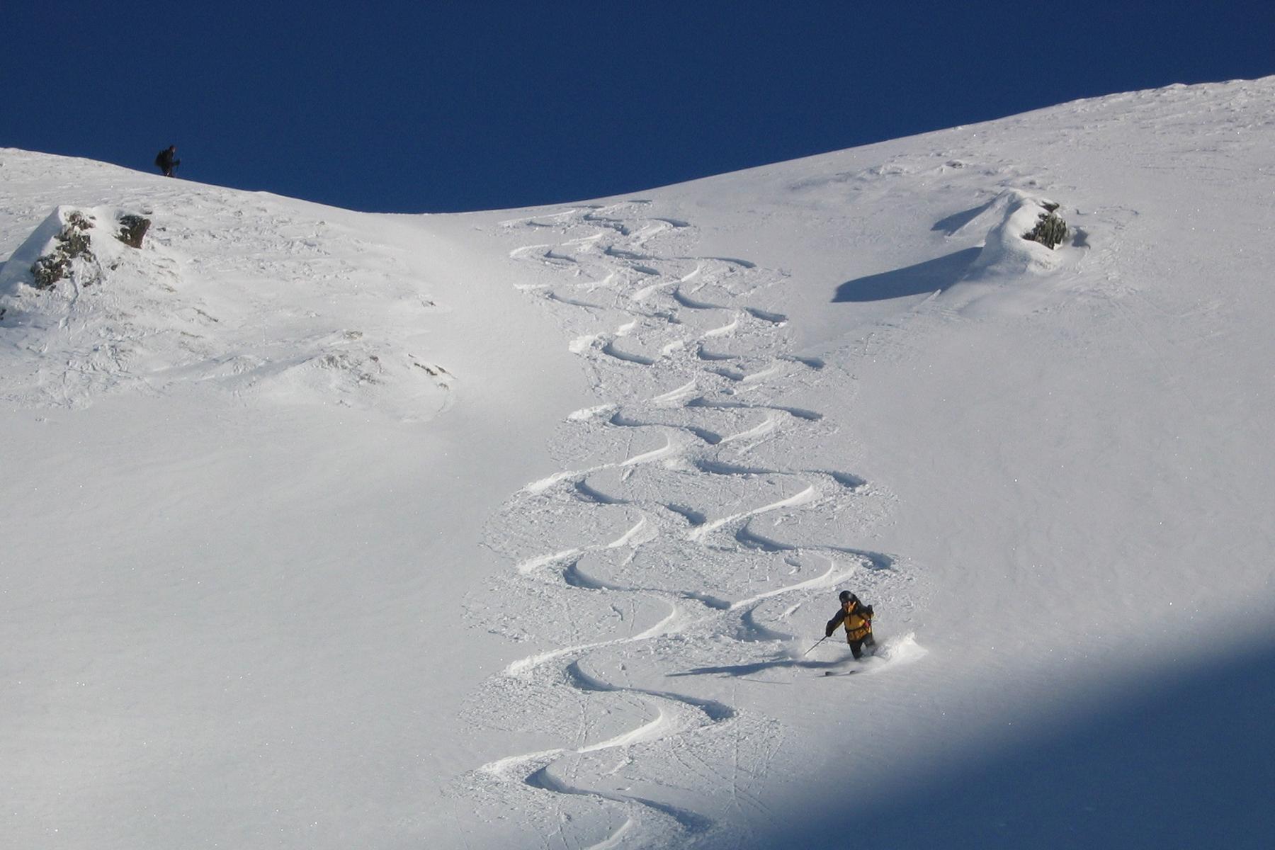 Skitour Alpenhauptkamm Tirol