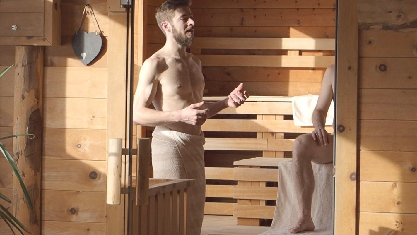 Sauna Bergwelt Tirol, Almis Berghotel